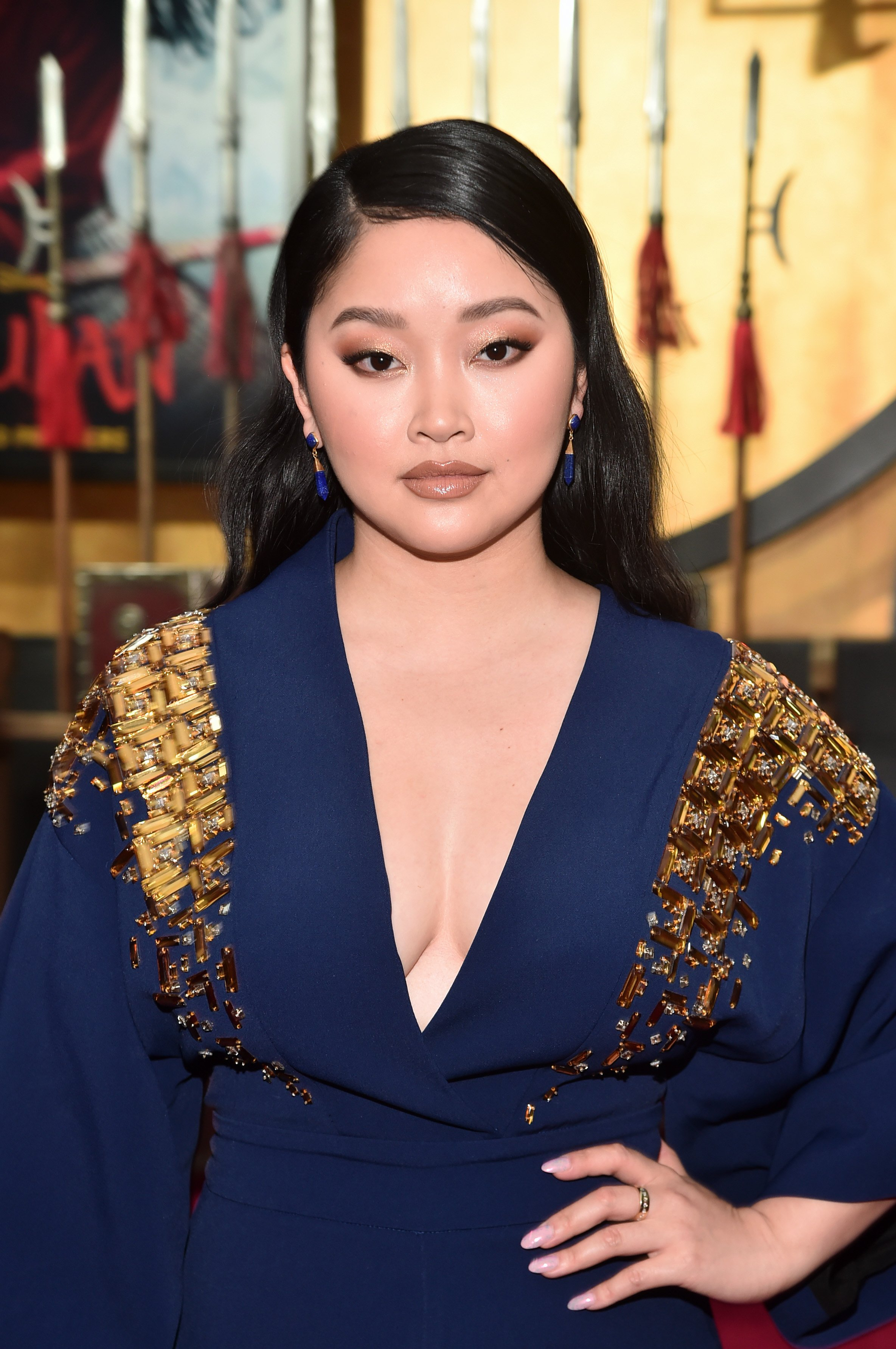 Lana Condor attends the World Premiere of Disney's 'MULAN' at the Dolby Theater on March 09, 2020 in Hollywood, California | Photo: Getty Images