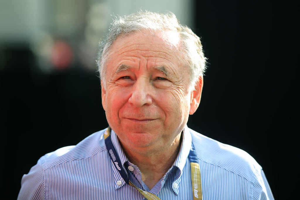 Le patron de la FIA, Jean Todt. | Photo : Getty Images