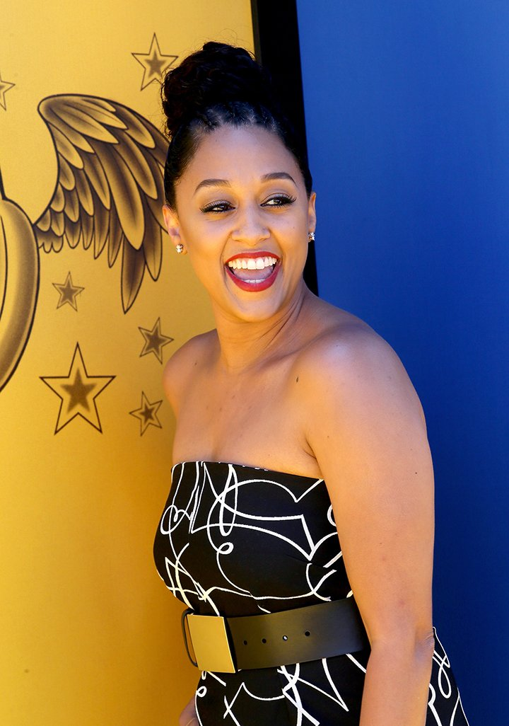"""Tia Mowry attends the premiere of Universal Pictures and Illumination Entertainment's """"Despicable Me 3"""" at The Shrine Auditorium on June 24, 2017 in Los Angeles, California. I Image: Getty Images."""