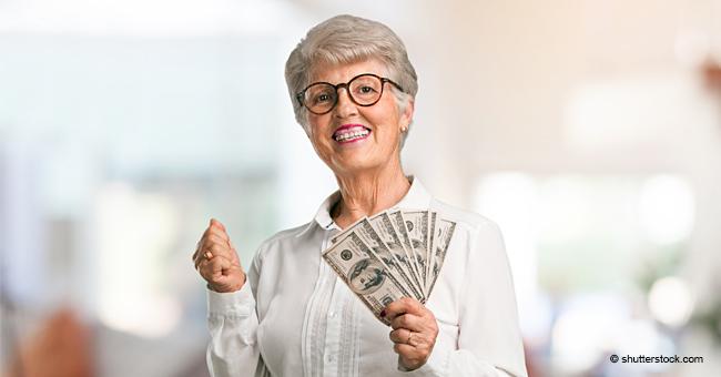 Senior Woman Wins Big at the Races
