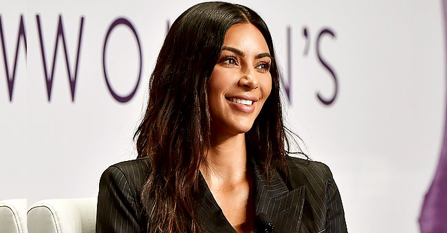 Kim Kardashian Is All Smiles as She Flaunts Her Curves in a Skimpy Nude Bikini Amid Vacation