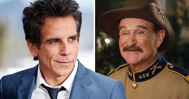 Ben Stiller Suggests Building a Statue for Robin Williams to Replace Theodore Roosevelt's