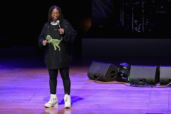 Whoopi Goldberg at the Lincoln Center Fashion Gala on November 29, 2018 | Photo: Getty Images