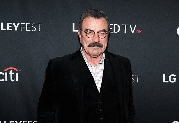 Tom Selleck attends the 'Blue Bloods' screening on October 16, 2017 in New York City. | Photo: Getty Images.