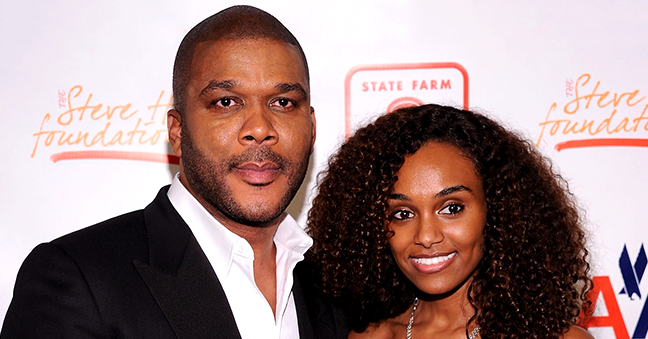Tyler Perry's Longtime Girlfriend Gelila Bekele Stuns with Natural Hair & Sheer Black Dress in a Recent Pic