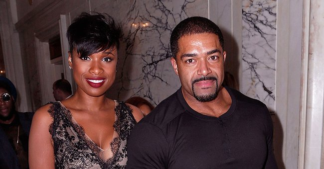 See the Cool Bow & Arrow Jennifer Hudson's Ex-fiancé David Otunga Made with Their Son (Video)