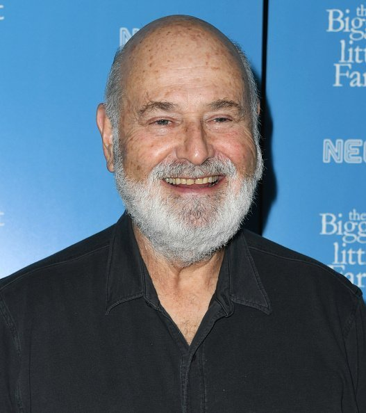 "Rob Reiner attends the LA Premiere Of Neon's ""The Biggest Little Farm"" at the Landmark Theater on May 07, 2019 in Los Angeles, California 