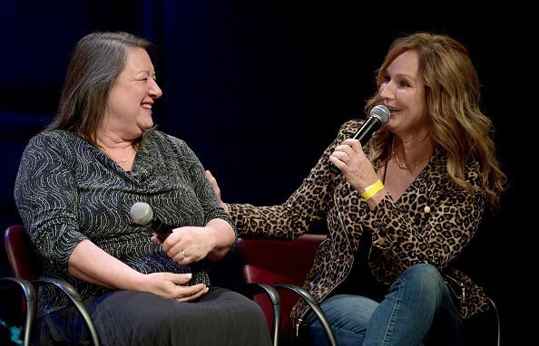 Julie Fudge and Patsy Lynn Russell at the Franklin Theatre on October 09, 2019 in Franklin, Tennessee. | Photo: Getty Images