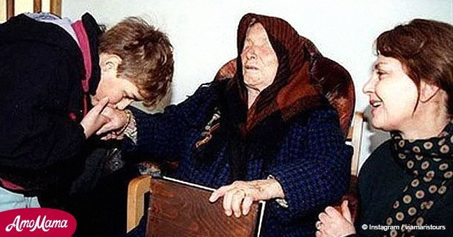 Here's what blind mystic Baba Vanga, who predicted 9/11, foresaw for 2018