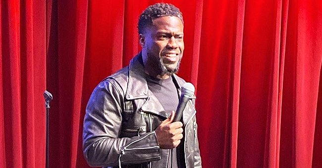Kevin Hart Shares Video of Himself Falling While Filming 'Die Hart' Months after Serious Car Crash