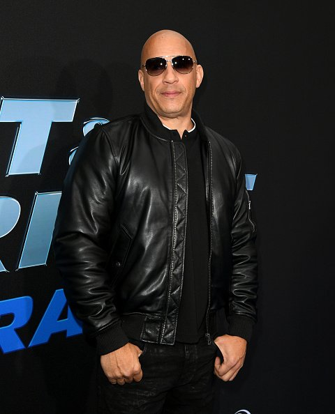 Vin Diesel à Universal Cinema AMC à CityWalk Hollywood | Photo : Getty Images