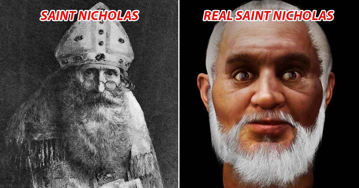 Mind-Blowing Images Of What Historical Figures Actually Looked Like