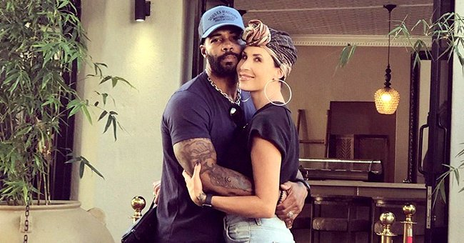 Omari Hardwick's Wife Jennifer Pfautch Posts Pic of the Couple & Inspiring Note on MLK Day
