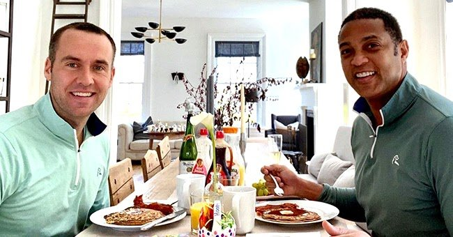 Don Lemon of CNN and Fiancé Tim Malone Celebrate Easter Together with Simple Meal