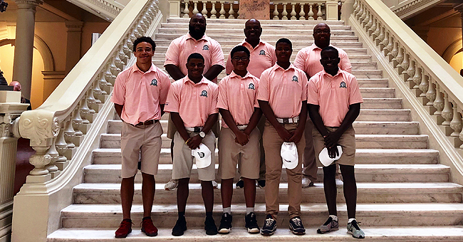 Atlanta Youth Make History as First All-Black Golf Team to Win State Championship