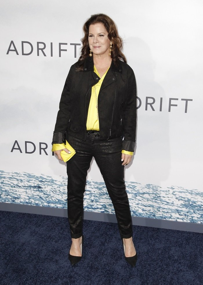 Marcia Gay l Picture: Getty Images