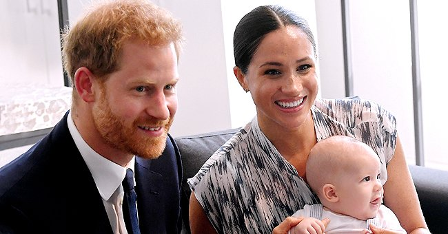 ET: Meghan Markle and Prince Harry's Son Archie Begins to Walk as They Live in LA