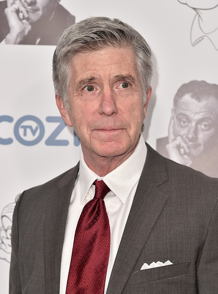 TV host Tom Bergeron attends the 3rd Annual Carney Awards at The Broad Stage on October 29, 2017 in Santa Monica, California. I Image: Getty Images.