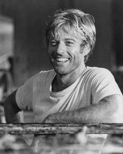 Robert Redford. | Fuente: Getty Images.