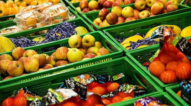 Supermarché Légumes | Photo: Pixabay