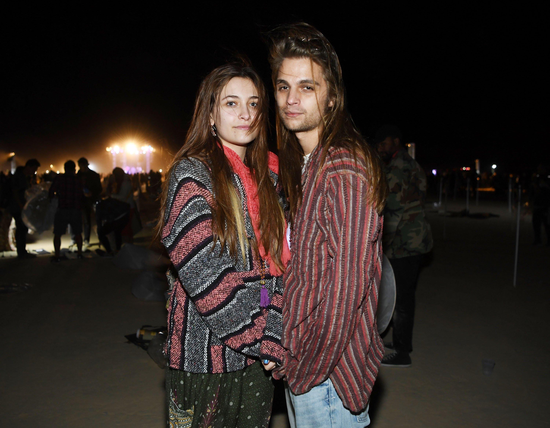 Paris Jackson and her boyfriend Gabriel Glenn attend Rise Lantern festival | Photo: Getty Images
