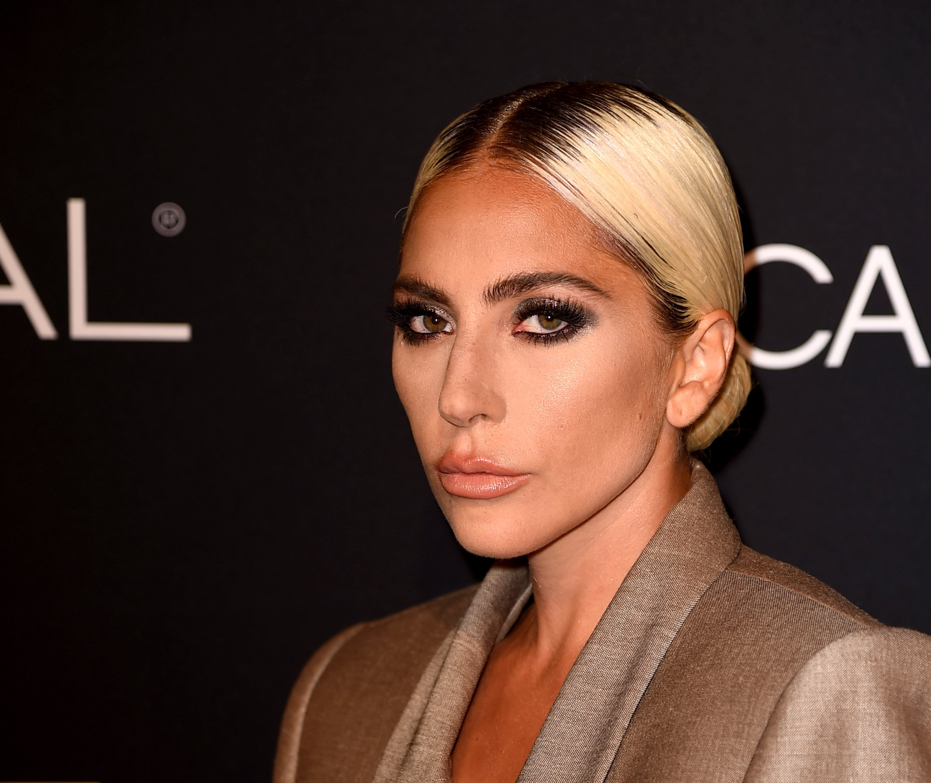 Lady Gaga arrives at the 25th Annual ELLE Women in Hollywood Celebration at the Four Seasons Hotel at Beverly Hills on October 15, 2018 in Los Angeles, California | Photo: Getty Images