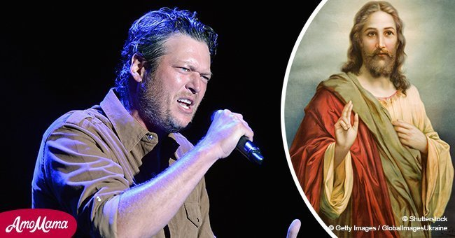 The Day Blake Shelton Woke up at Midnight to Write His Dream into a Song