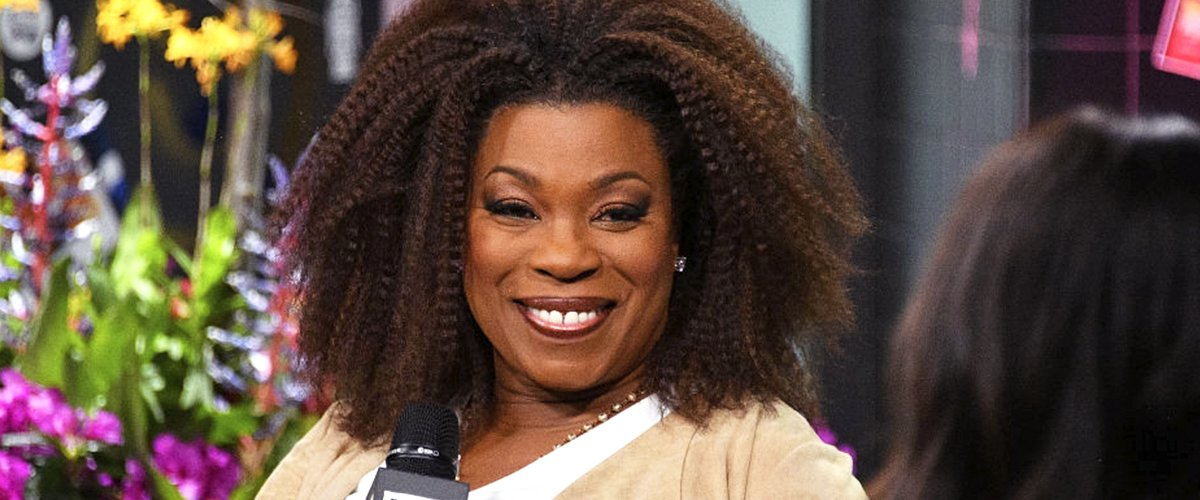 """Lorraine Toussaint visits the Build Series to discuss """"The Village"""" at Build Studio on March 25, 2019 in New York City   Photo: Getty Images"""