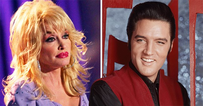 Dolly Parton Reportedly Recalls Heartbreaking Call from Elvis Presley's Team