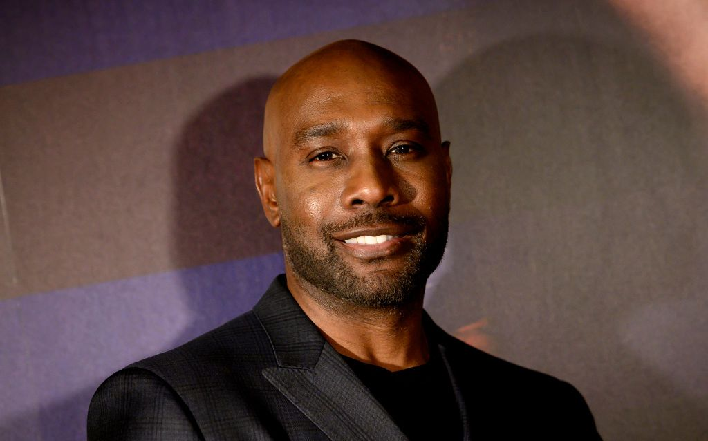 """Morris Chestnut attends """"The Enemy Within"""" Madrid premiere on March 20, 2019   Photo: Getty Images"""