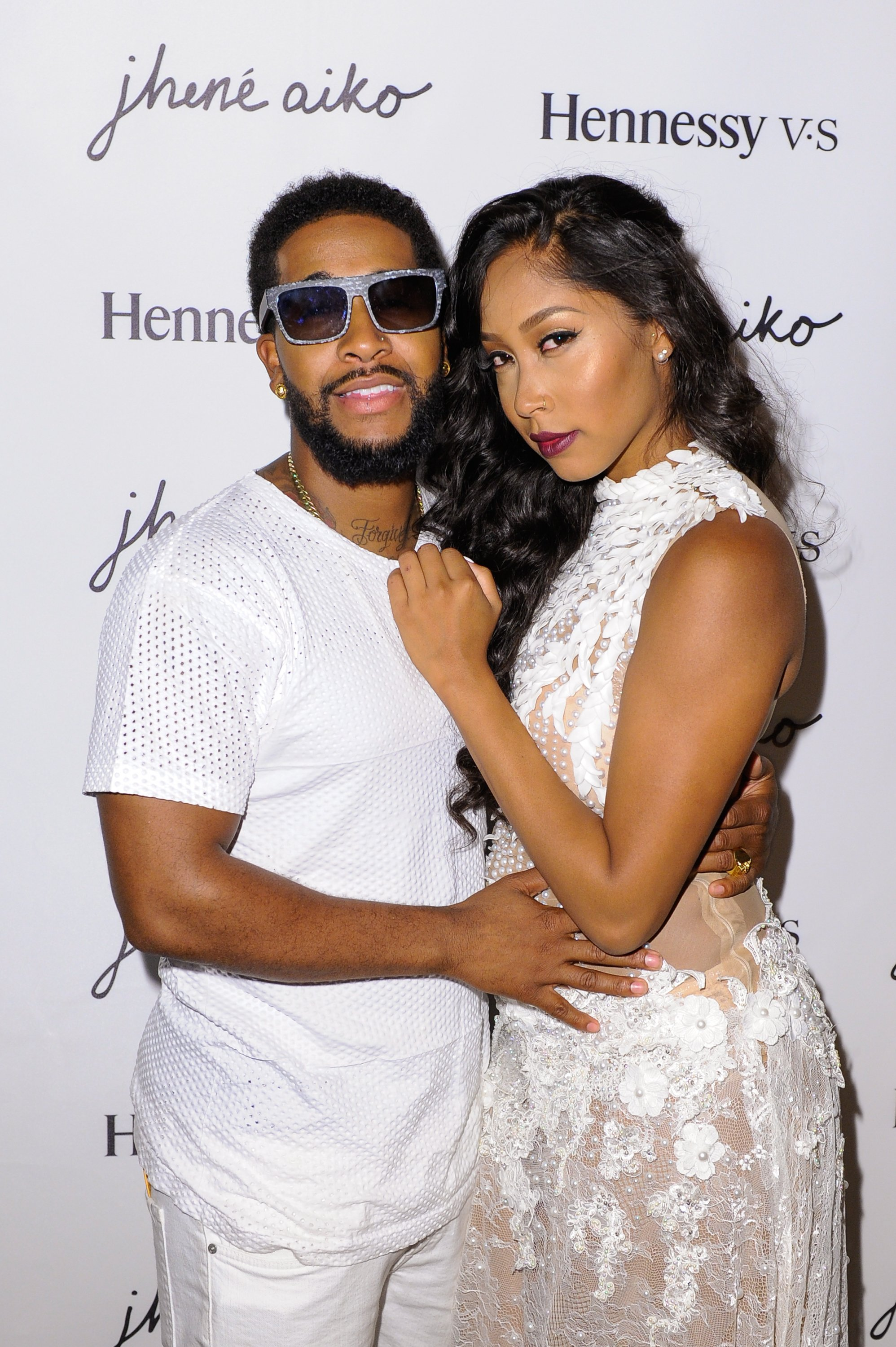 Apryl Jones and Omarion attend the Jhene Aiko Souled Out, September 2014. | Photo: GettyImages/Global Images of Ukraine
