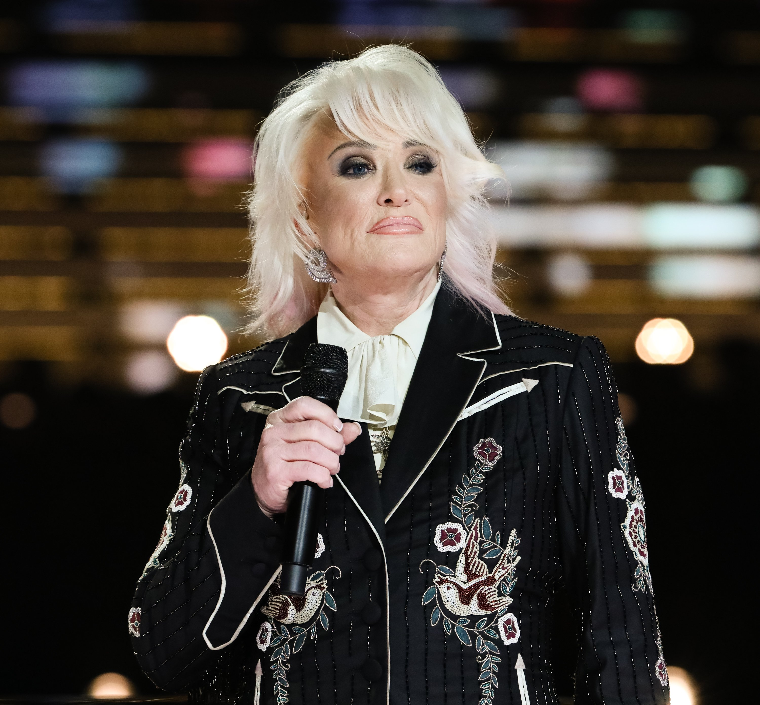 Tanya Tucker performs at the Annual Grammy,  Source  |  Photo: Getty Images