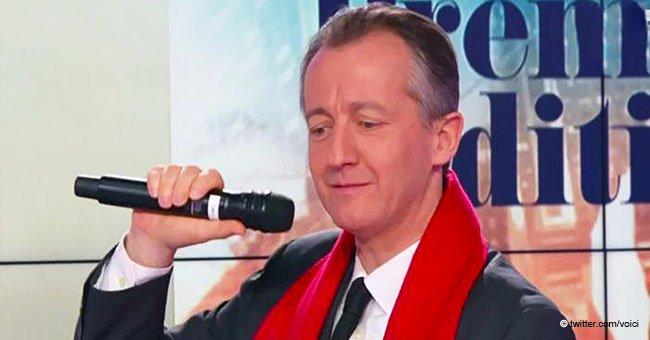 L'équipe de BFM TV a diversifié son programme du matin avec un chant de Christophe Barbier, mais c'est sans succès