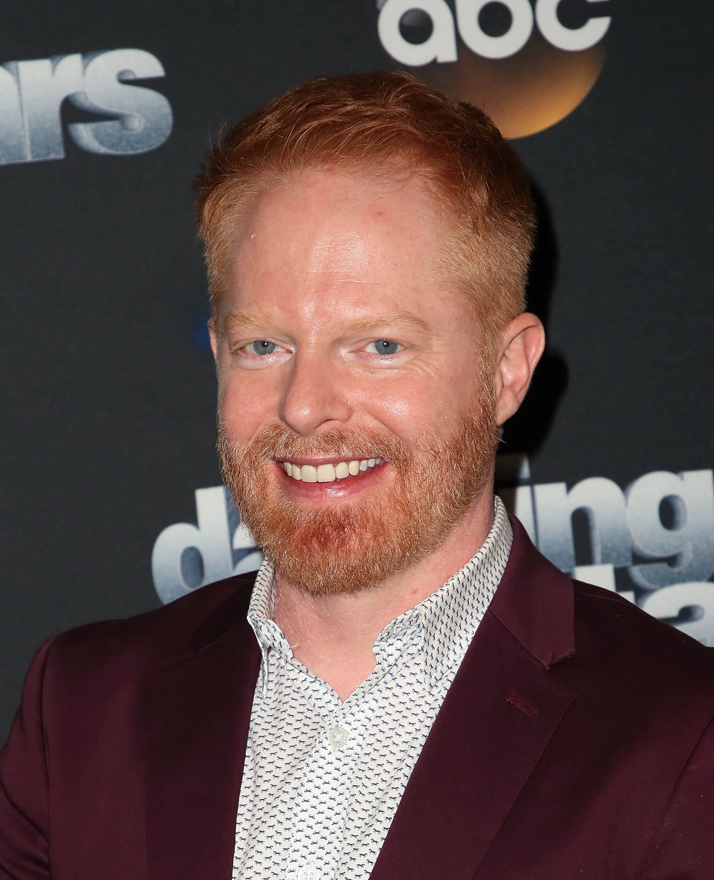 """Jesse Tyler Ferguson at """"Dancing with the Stars"""" Season 27 on October 1, 2018, in Los Angeles, California. 