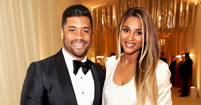 Russell Wilson, Ciara's Husband, Posts Video of Stepson Future Playing Football