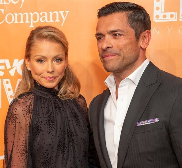 Kelly Ripa and Mark Consuelos attend the 2019 TrevorLIVE New York Gala at Cipriani Wall Street on June 17, 2019 | Source: Getty Images/GlobalImagesUkraine