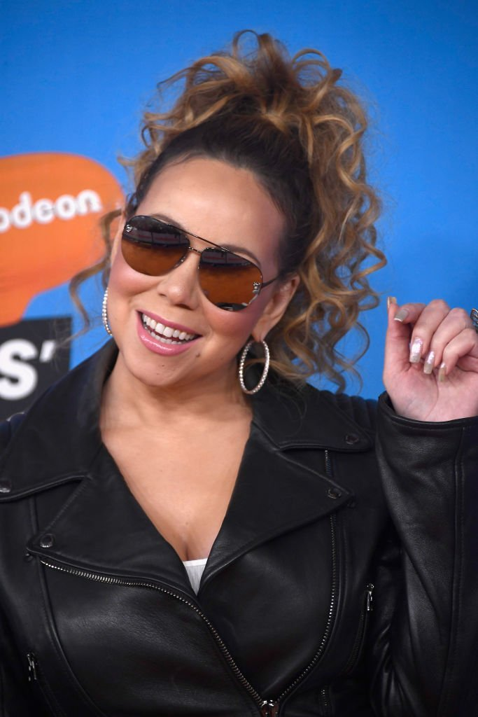 Mariah Carey attends Nickelodeon's 2018 Kids' Choice Awards at The Forum | Photo: Getty Images