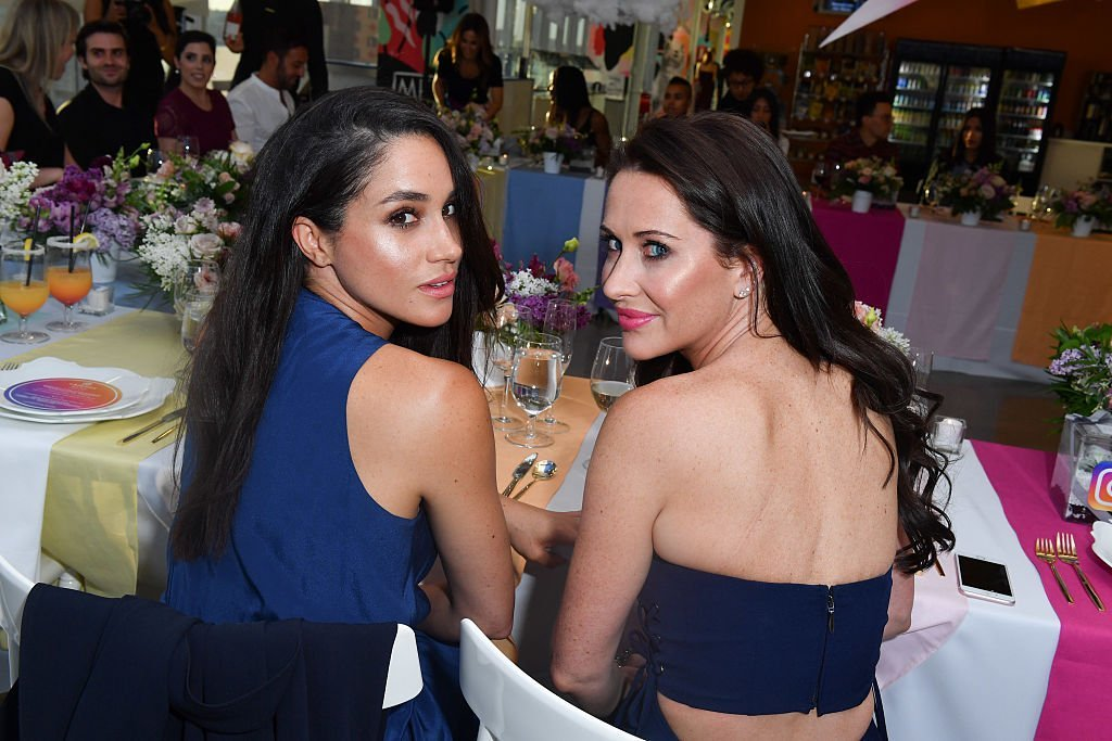 Meghan Markle and Jessica Mulroney attend the Instagram Dinner held at the MARS Discovery District on May 31, 2016 | Photo: GettyImages