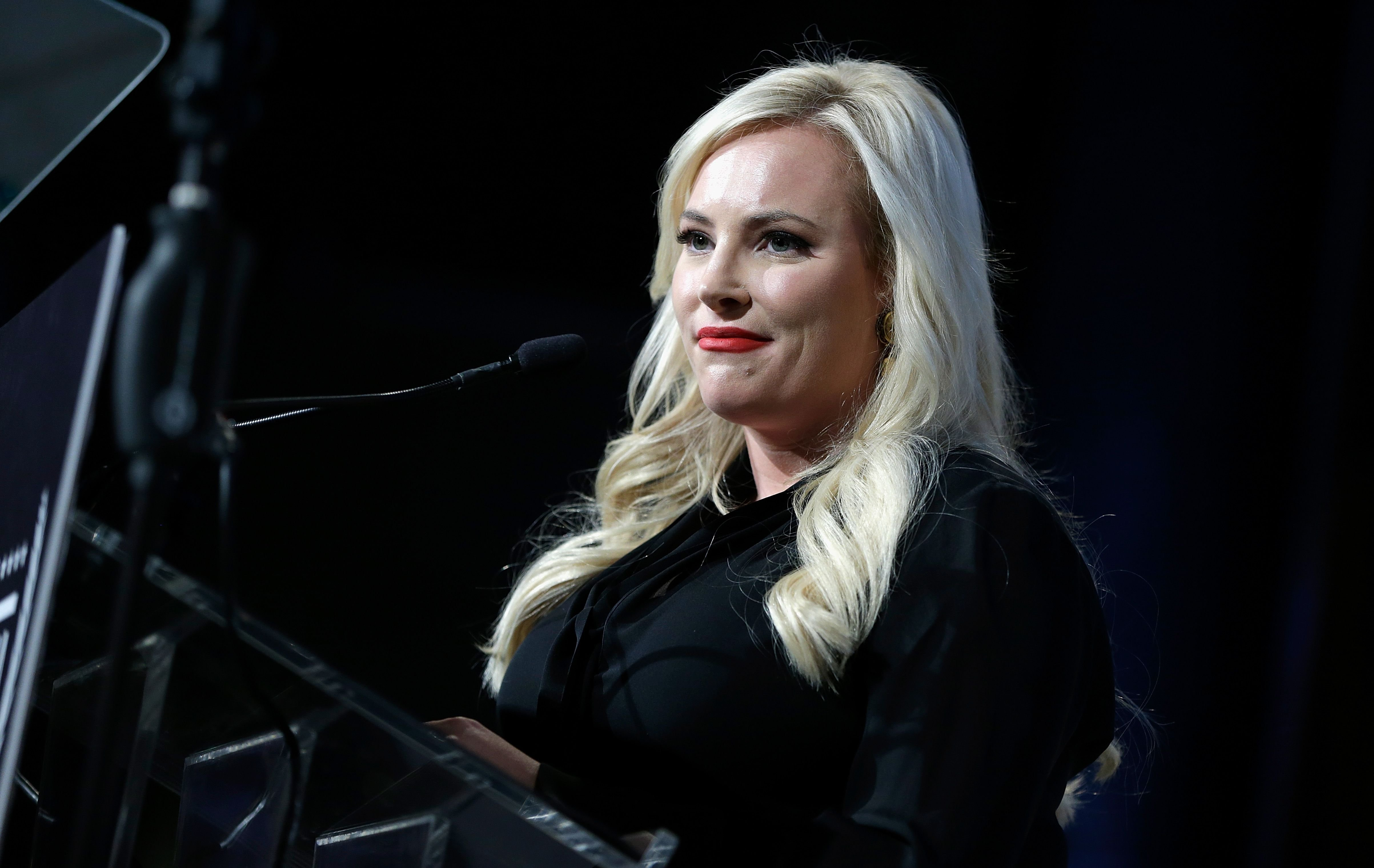 Meghan McCain at 11th Annual IAVA Heroes Gala at Cipriani 42nd Street on November 9, 2017, in New York City | Photo: John Lamparski/WireImage/Getty Images