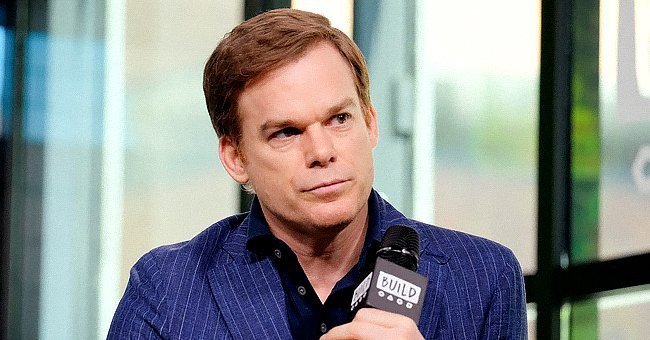 Michael C. Hall on May 9, 2018 in New York City   Photo: Getty Images