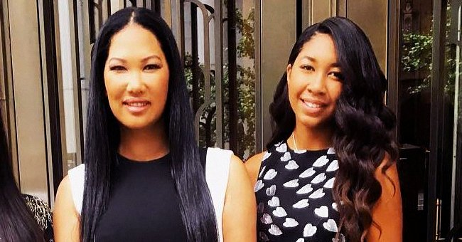 Kimora Lee Simmon's Daughter Aoki Shared Touching Tribute to Mom on International Women's Day
