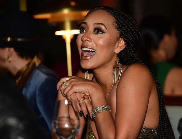 Keri Hilson attends her Private Birthday Dinner at Agency Phipps Plaza on December 12, 2019 | Photo: Getty Images