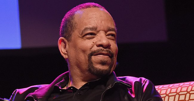 Ice-T's Daughter Shows Her Dimple While Posing in a Palm-Printed Dress Carrying a Stuffed Toy