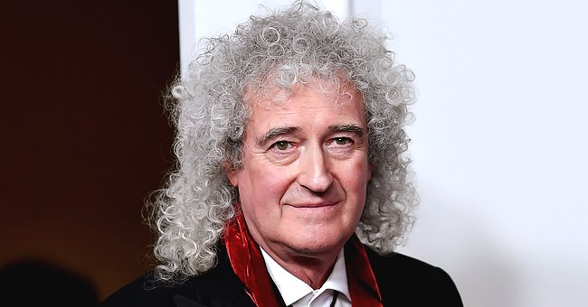 Queen's Brian May Has Been Crawling around House on Hands and Knees Following a Heart Attack