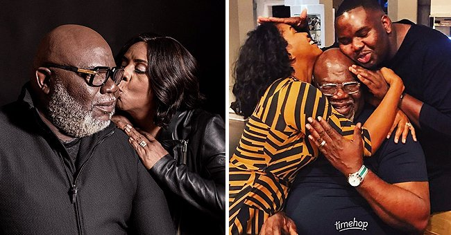 Bishop T.D. Jakes' Wife Serita and Kids Show Enormous Love to Their Dad on His 64th Birthday