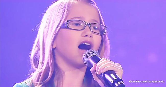 13-Year-Old Girl Made Mom Shed Tears as She Sang 'I Will Always Love You' on 'The Voice Kids'