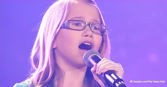 """13-Jährige bringt Mutter mit Auftritt bei """"The Voice"""" zum Weinen"""