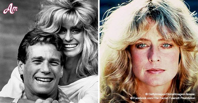 Heartbreaking story behind Farrah Fawcett and Ryan O'Neal's relationship