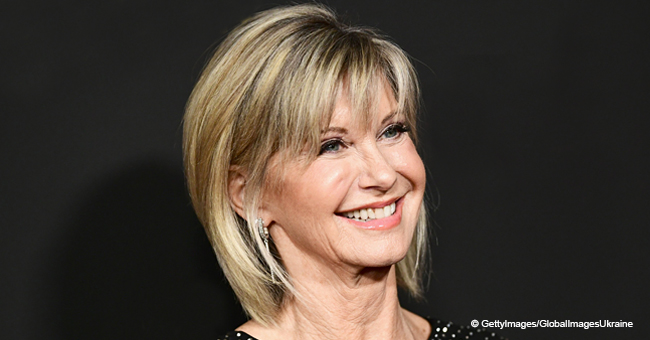 Olivia Newton-John Reportedly Shares a Health Update Amid Her Third Cancer Battle