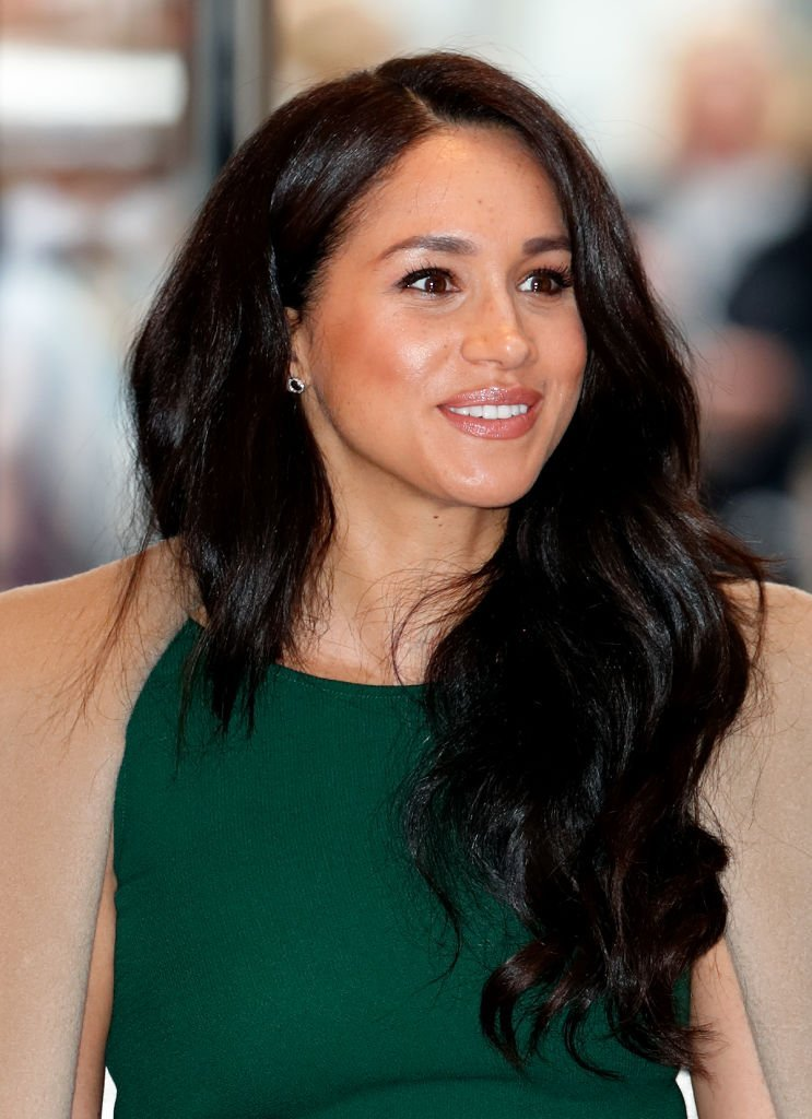 Meghan Markle attends the WellChild awards at Royal Lancaster Hotel. | Photo: Getty Images